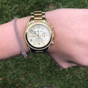 Michael Kors watch, gold